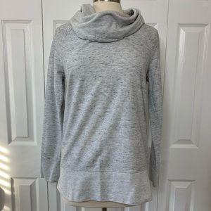 Lou and Grey Cowl Neck Sweatshirt